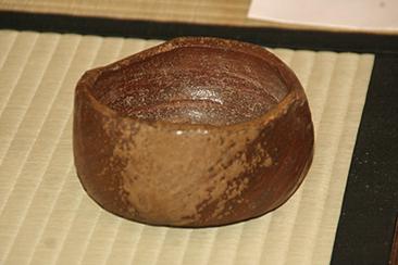 〈艸雷庵〉主茶碗